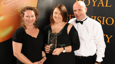 Blakeway North Wins RTS Award