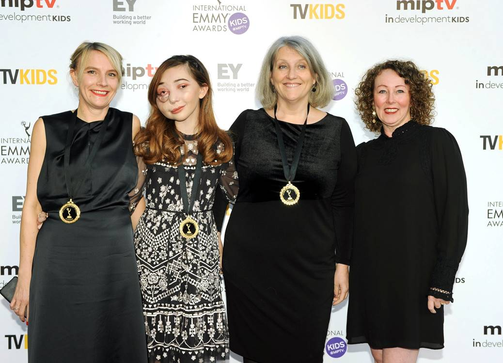 Blakeway North awarded first Emmy