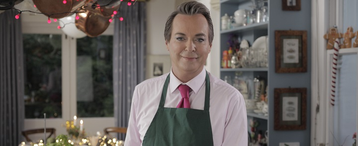 Julian Clary's Greatest Ever Christmas Ads