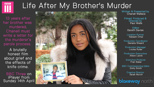 Life After My Brother's Murder